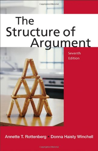 9780312650698: The Structure of Argument
