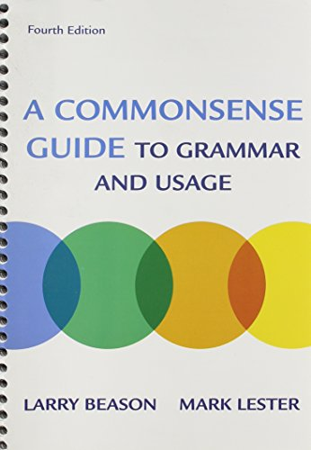9780312650704: Writing that Works 9e & Commonsense Guide to Grammar and Usage 4e