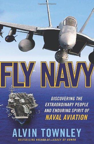 Fly Navy (Signed): Townley, Alvin