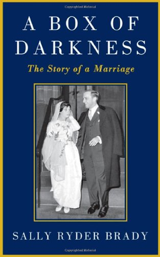 9780312654160: A Box of Darkness: The Story of a Marriage