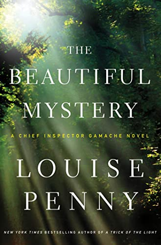 The Beautiful Mystery . { SIGNED .}. { FIRST EDITION. FIRST PRINTING .}.