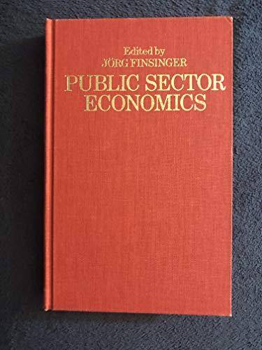 9780312655679: Public Sector Economics