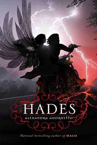 Hades (Halo (Feiwel & Friends Hardcover)): Adornetto, Alexandra