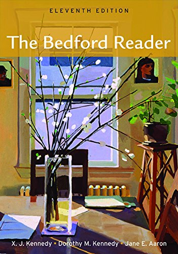 9780312657796: The Bedford Reader