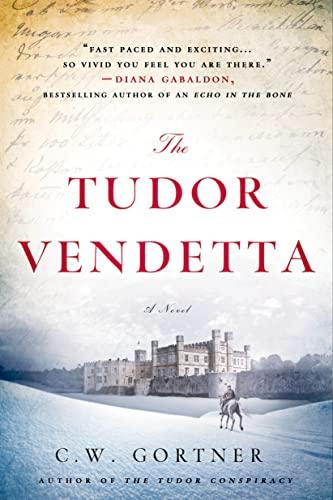 9780312658588: The Tudor Vendetta