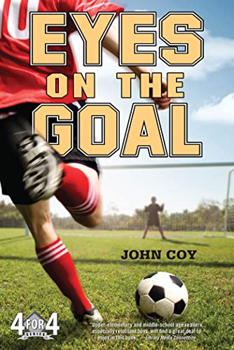 9780312659226: Eyes on the Goal (4 for 4)