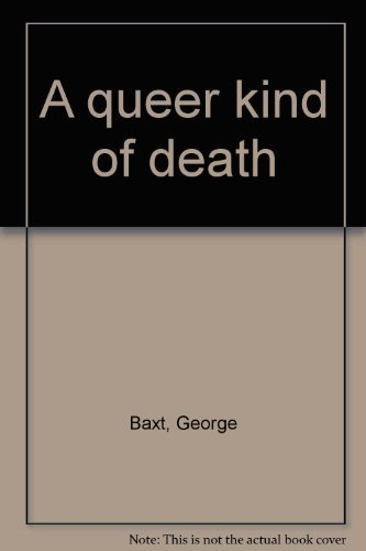 9780312660215: A Queer Kind of Death