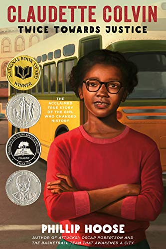 9780312661052: Claudette Colvin: Twice Toward Justice