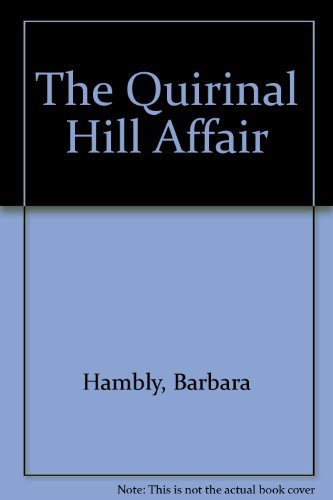 9780312661236: The Quirinal Hill Affair