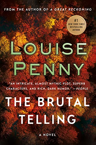 9780312661687: The Brutal Telling: A Chief Inspector Gamache Novel