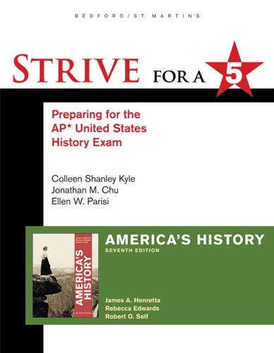 americas history 9th edition ap notes