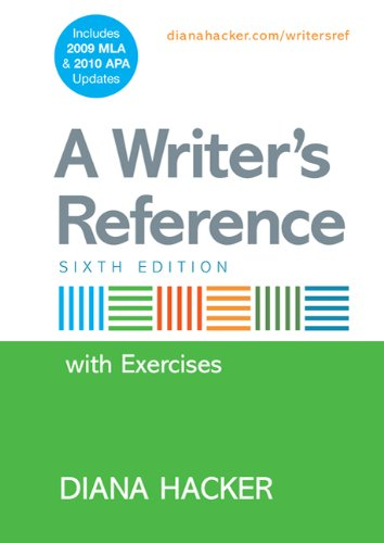 A Writer's Reference with Integrated Exercises with: Diana Hacker