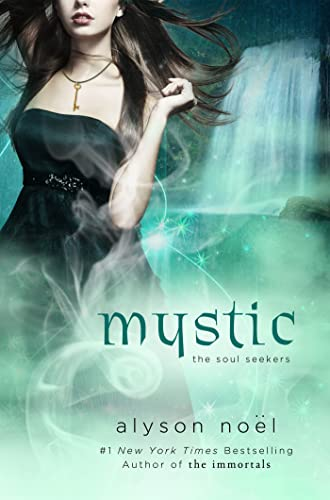 9780312664886: Mystic (The Soul Seekers)