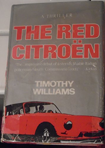 9780312666309: The Red Citroen