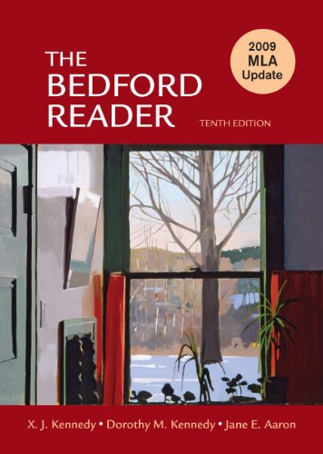 9780312667795: The Bedford Reader with 2009 MLA Update