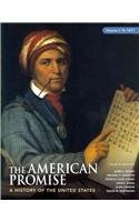 9780312668242: American Promise 4e V1 & Reading the American Past 4e V1 & Audio Reviews
