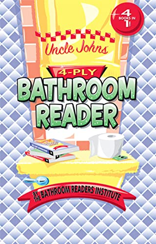 9780312668419: Uncle John's 4-Ply Bathroom Reader