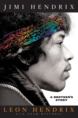 9780312668815: Jimi Hendrix: A Brother's Story