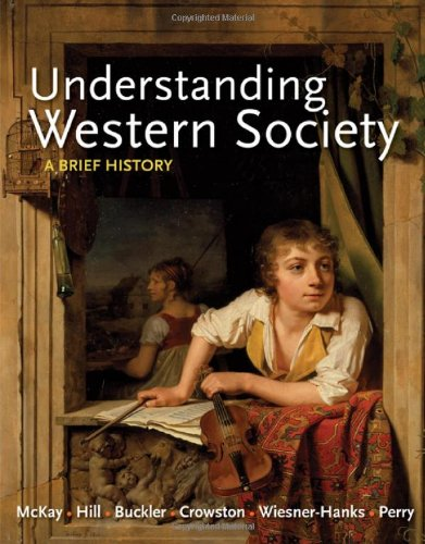 9780312668877: Understanding Western Society, Combined Volume: A Brief History