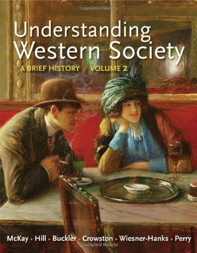 9780312668891: Understanding Western Society, Volume 2: From the Age of Exploration to the Present: A Brief History: From Absolutism to Present