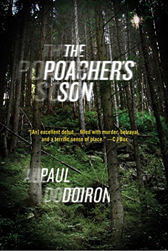 9780312671143: The Poacher's Son (Mike Bowditch Mysteries)
