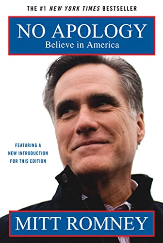 9780312671730: No Apology: Believe in America