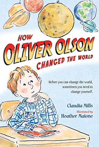 9780312672829: How Oliver Olson Changed the World