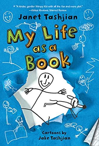 My Life as a Book: Tashjian, Janet
