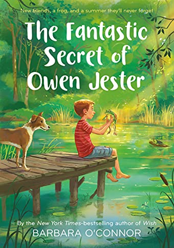 9780312674304: The Fantastic Secret of Owen Jester