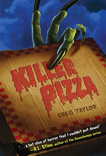 Killer Pizza (0312674856) by Greg Taylor