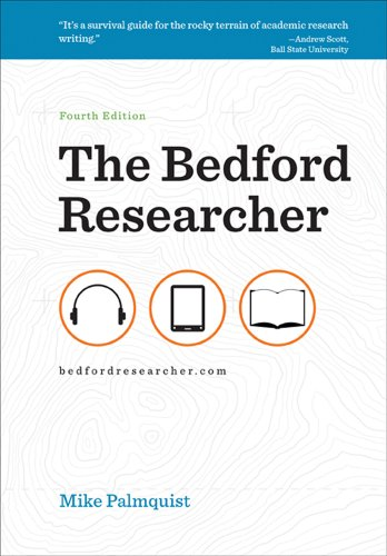 9780312675127: The Bedford Researcher