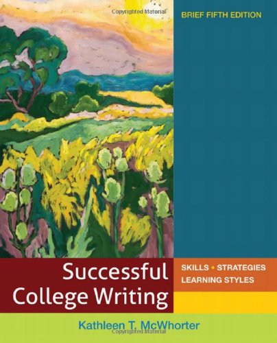9780312676094: Successful College Writing: Skills, Strategies, Learning Styles, Brief 5th Edition