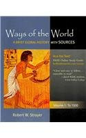 9780312676193: Ways of the World with Sources V1 & World History Matters