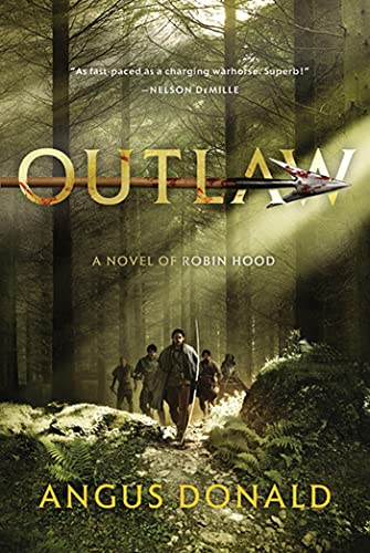 9780312678364: Outlaw