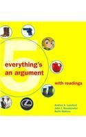 9780312679415: Everything's an Argument with Readings 5e & Everyday Writer 4e with 2009 MLA and 2010 APA Updates
