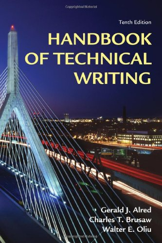 9780312679453: Handbook of Technical Writing