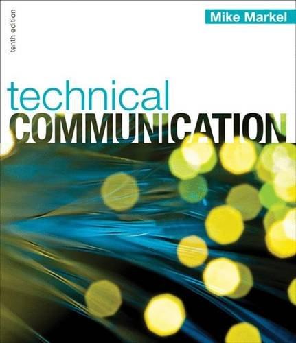 9780312679484: Technical Communication