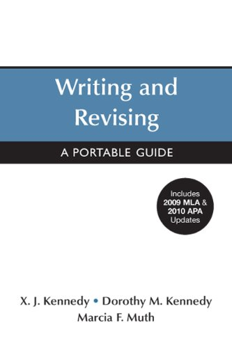 9780312679507: Writing and Revising with 2009 MLA and 2010 APA Updates: A Portable Guide (Portable (Bedford/St. Martins))