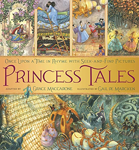 9780312679583: Princess Tales: Once Upon a Time in Rhyme with Seek-and-Find Pictures
