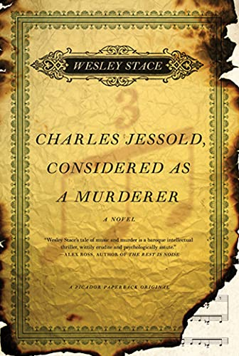 9780312680107: Charles Jessold, Considered as a Murderer