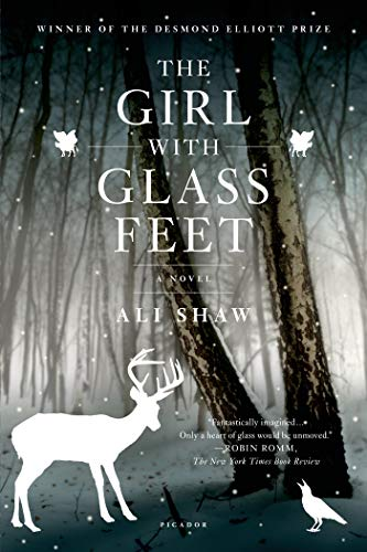 9780312680459: The Girl with Glass Feet