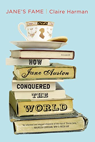 9780312680657: Jane's Fame: How Jane Austen Conquered the World