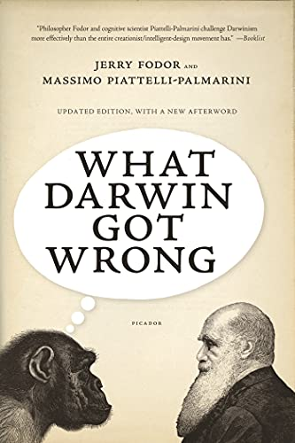 9780312680664: What Darwin Got Wrong