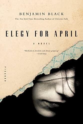 9780312680732: Elegy for April