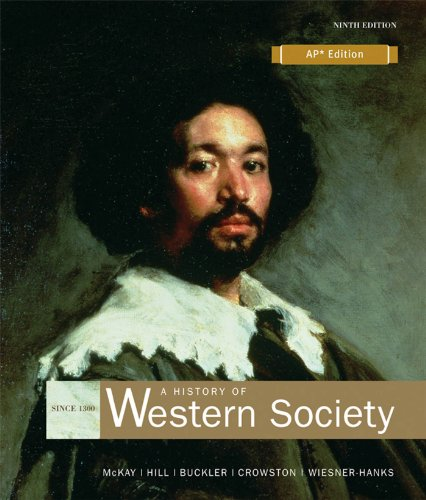 9780312683214: A History of Western Society Since 1300 for Advanced Placement*
