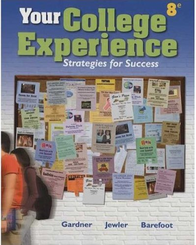 Your College Experience: John N. Gardner,