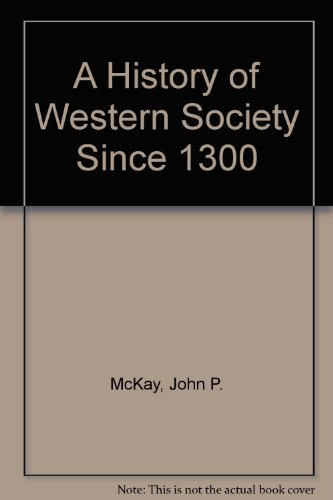 9780312683788: A History of Western Society Since 1300