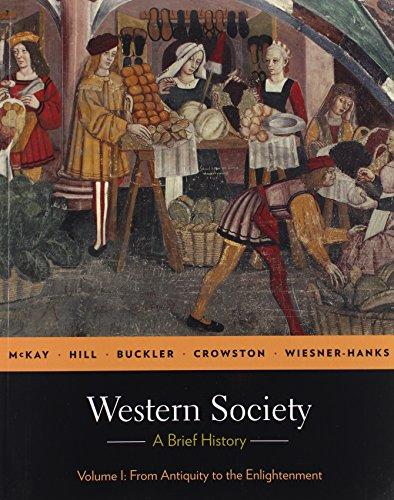 9780312688820: Western Society Brief V1 & Documents to Accompany A History of Western Society V1