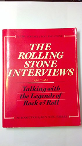 Rolling Stone Interviews : Talking with the