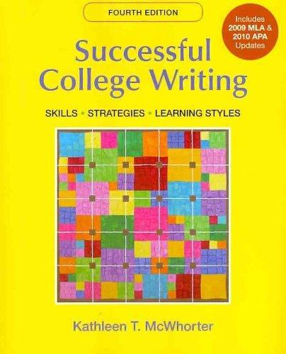 9780312697570: Successful College Writing